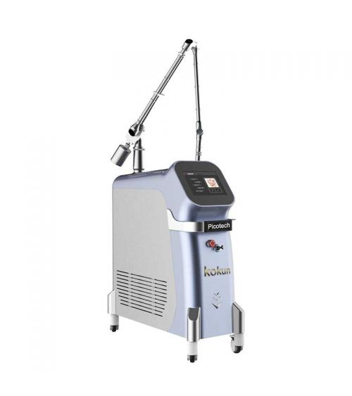 Pico Laser Q-Switch KSP-2 tattoo removal