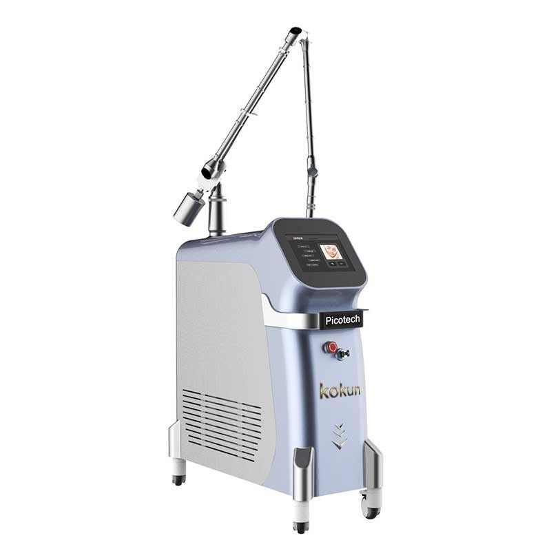 KSP-2 Q-Switch Pico laser Skin care system & Tattoo Removal